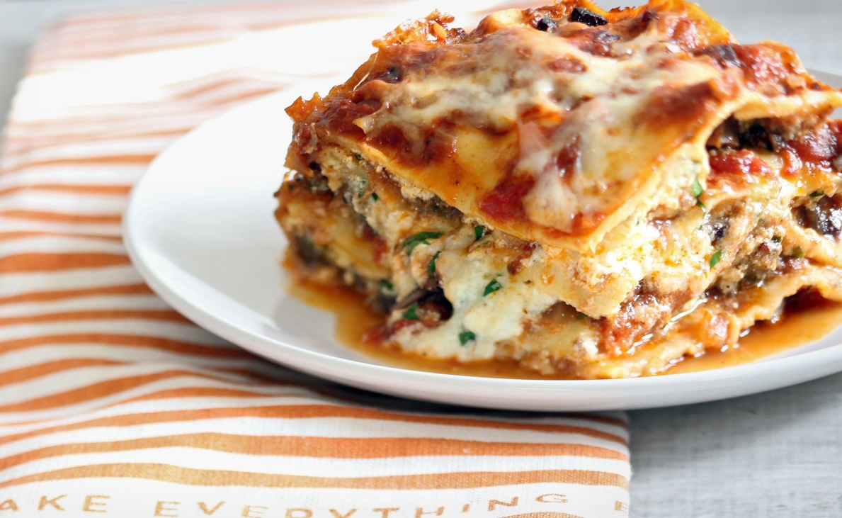 Lasagna is a type of wide flat pasta, possibly one of the oldest types of pasta.
