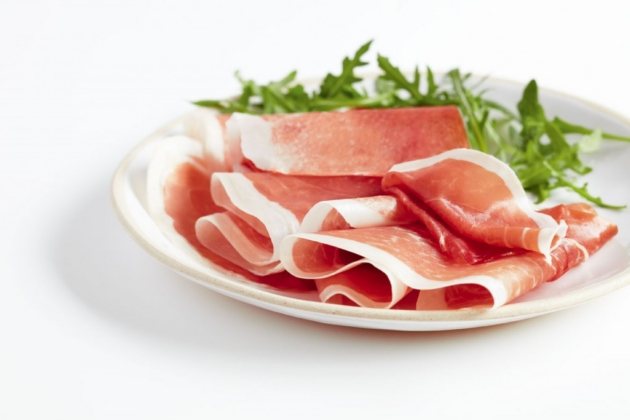 This Italian dish is made from dried salted-pork and used to eat gradually.